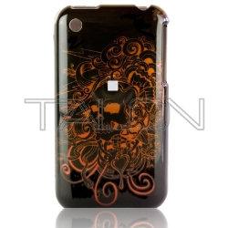 Talon iPhone 3G/3G S DG Phone Shell (Medusa Skull)