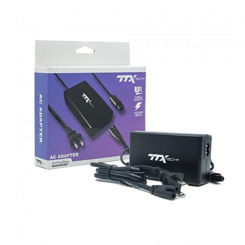 Gamecube-AC Power (Black) (TTX Tech)