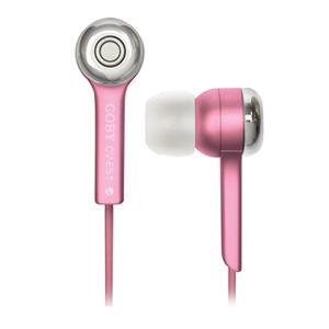Coby CVE52 Jammerz Isolation Earphone