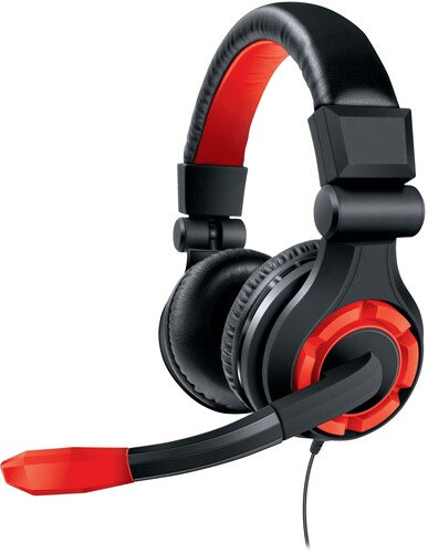 DreamGear DGUN-2588 GRX-670 Univeral High Performance Gaming Headsetwith Boom Mi