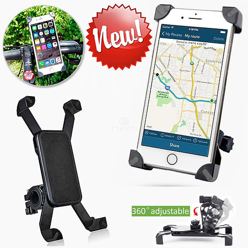 Universal Bike Mount Device Holder