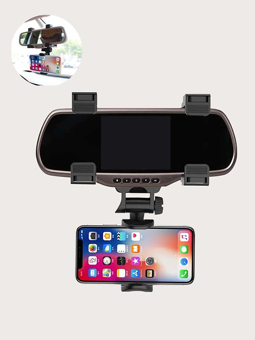 Rearview Mirror Phone Pholder