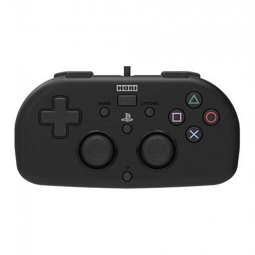 PS4 - Controller - Wired Mini Gamepad - Black (Hori)