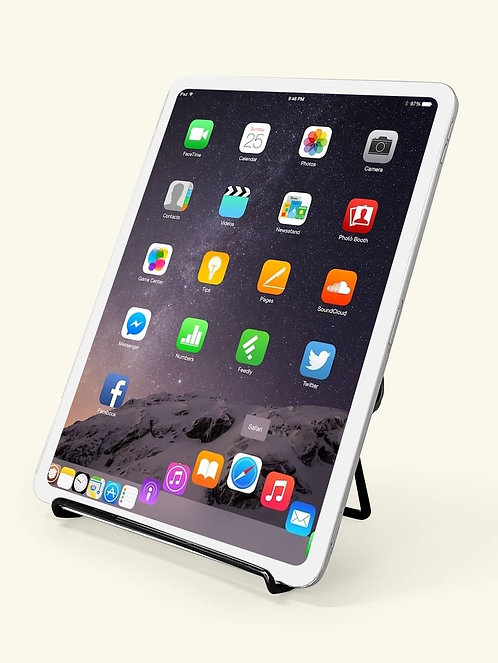 Foldable Metal Tablet Stand