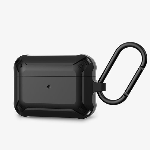 Heavy Duty Shockproof Armor Hybrid Protective Case Cover for Apple Airpods Pro