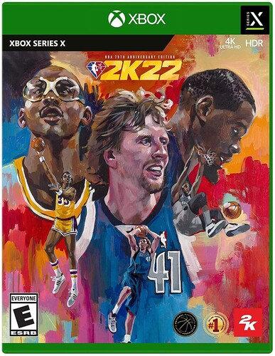 NBA 2K22 75th Anniversary for Xbox Series X