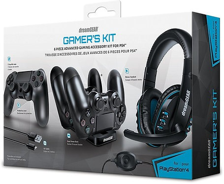 DreamGear Advanced Gamer's Starter Kit for PlayStation 4