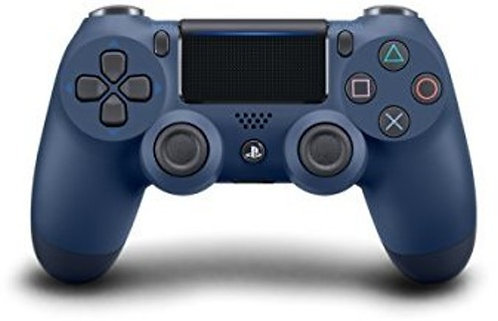 Dualshock 4 Wireless PS4 Controller: Midnight Blue for Sony Playstation 4