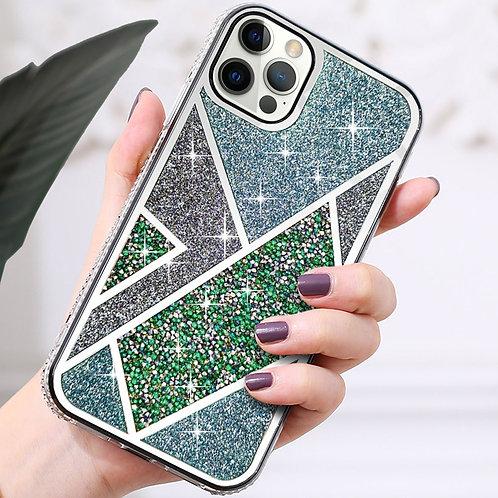 Apple iPhone 12 / iPhone 12 Pro (6.1 inch) Luxury Bling Glitter Diamond Shiny Pr