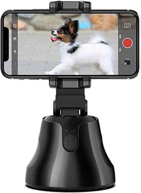 CamTrak- 360° Object Tracking Phone Holder Gimble
