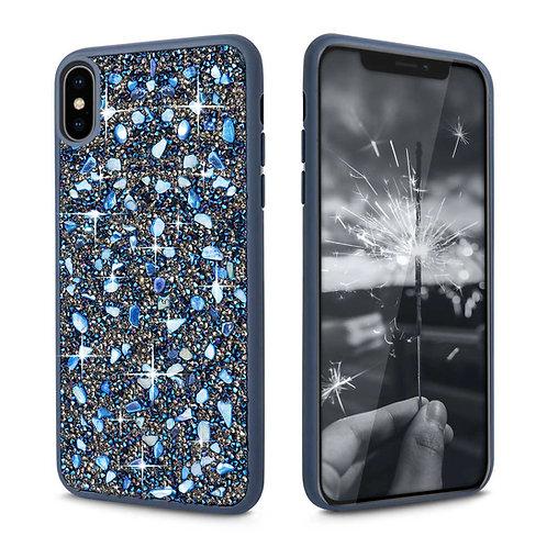 Apple iPhone XS Luxury Ziva Couture Premium Diamond Case PC + TPU Case