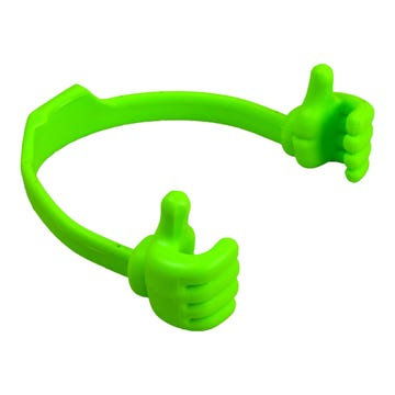 """4"""" Thumbs Up Phone and Tablet Holder"""