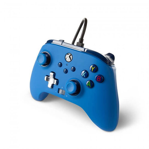 Xbox One / Xbox Series X - Controller - Wired - Enhanced Wired Controller - Blue