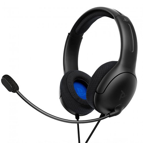 PS5/PS4 Afterglow LVL40 Stereo Headset