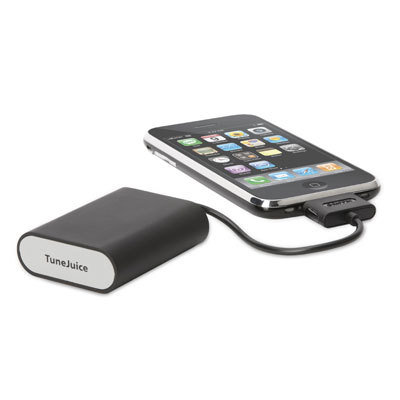 Griffin TuneJuice3 - Battery Backup for iPod/iPhone 4S or lower