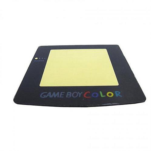 Game Boy Color - Repair Part - Replacement Plastic Screen (Nintendo)