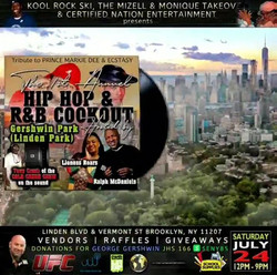 1st Annual Classic HipHop & RnB Cookout