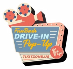 FunBash Popup Drive In