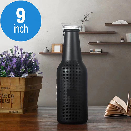 Beer / Cola Bottle Style Bluetooth Wireless Speaker with FM Radio
