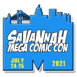 Savannah Mega Comic Con