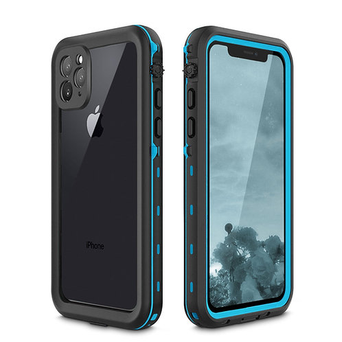 Apple iPhone 11 Pro Max Redpepper 360 Protection Waterproof Shockproof Case