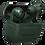 Thumbnail: Happy Plugs - Air 1 ANC In Ear Headphones - Green