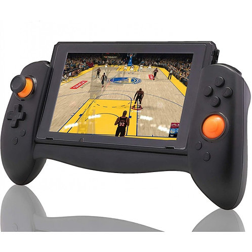 Ergonomic Controller Pad for Nintendo Switch with Gravity Induction of Six-Axis
