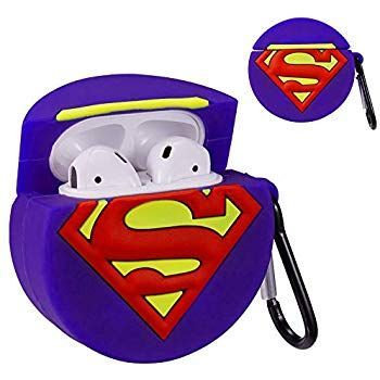 Super-Man Airpod Case Cover