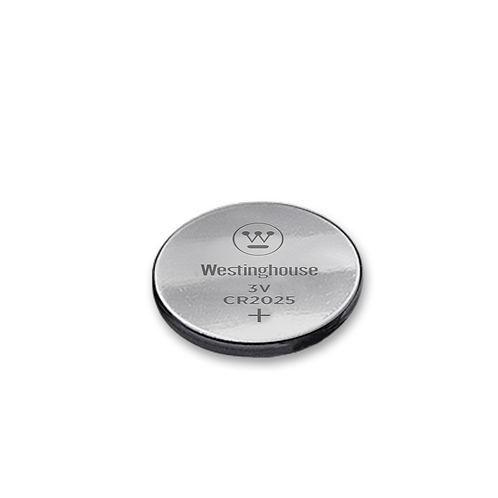 Westinghouse 3.0V lithium button cell - CR2025 1pc blister