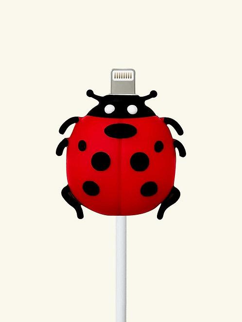 Ladybug Design  Cable Protector