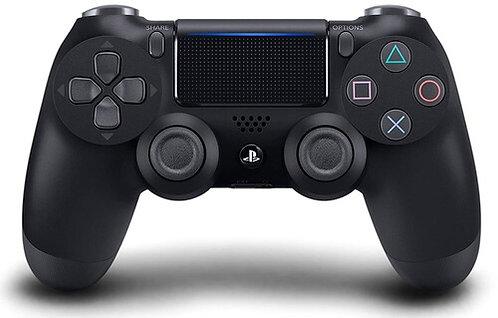 Sony DualShock 4 Wireless Controller: Jet Black for PlayStation 4
