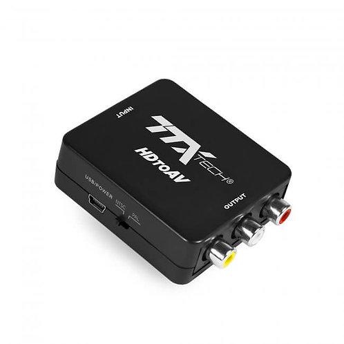 HDMI to AV Converter - (TTX Tech)