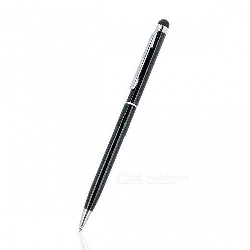 Universal 2-in-1 Screen Stylus Pen w/ Ballpoint Pen