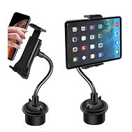 2-in-1 Tablet & Smart Phone Car Cup Hold