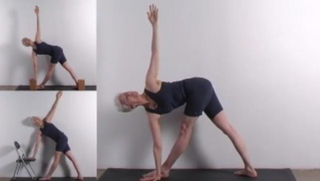 Bone Health Check-In Yoga