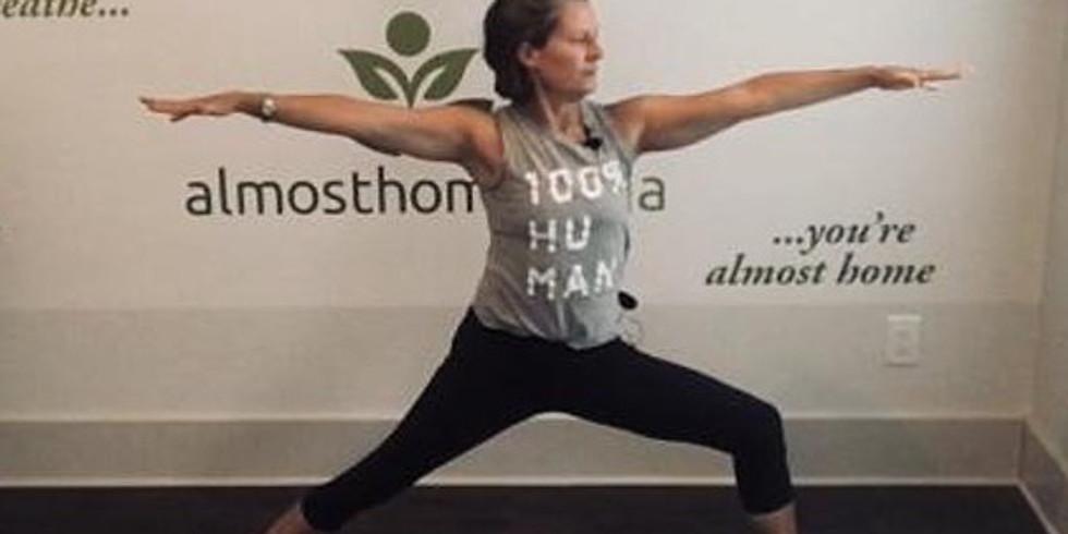 Slow Flow Virtual Yoga