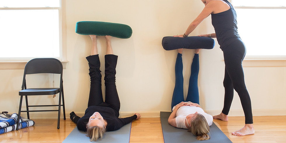 Intermediate Yoga @Plum Tree