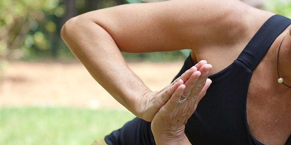 Friday Virtual Yoga