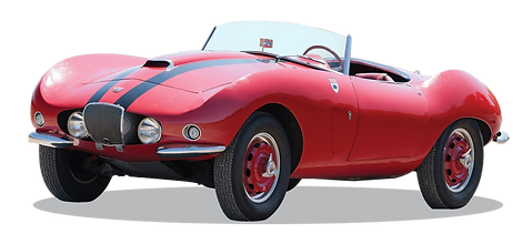 Arnolt Bristol Automobile