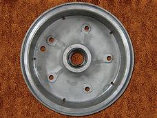 Relined Porsche 356 Brake Drum