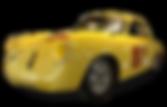 Classic Porsche 356 Sports Car