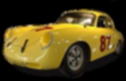 Porsche 356 sports car
