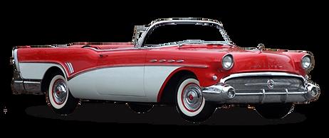 Vintage Buick Roadmaster Convertible