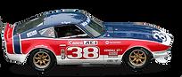 Classic Datsun 240Z