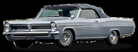 Classic 8-Lug Pontiac Bonneville