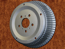 Refurbished Mercedes Benz Brake Drums