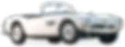 Classic BMW 507 Roadster
