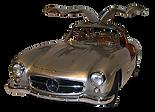 Classic Mercedes-Benz 300SL Gullwing