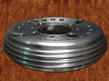 Relined Cord Brake Drum