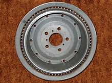 Relined Mercedes Benz Brake Drums
